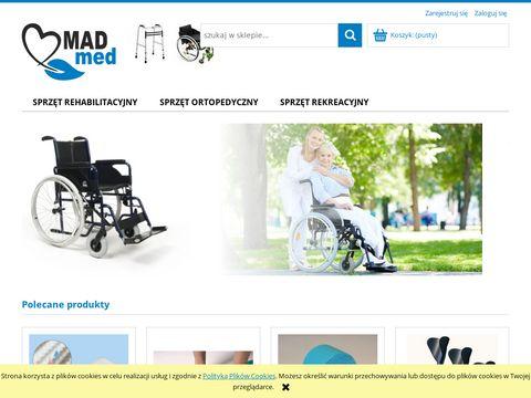 Profesjonalny Internetowy Sklep Rehabilitacyjno Medyczny