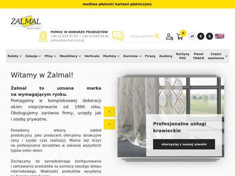 FajneRolety.pl - rolety okienne na wymiar