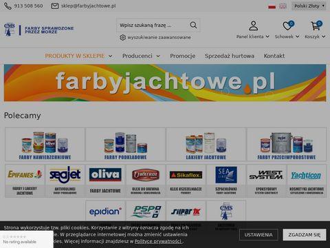 Farbyjachtowe.pl - farby i lakiery do jacht贸w i 艂odzi.