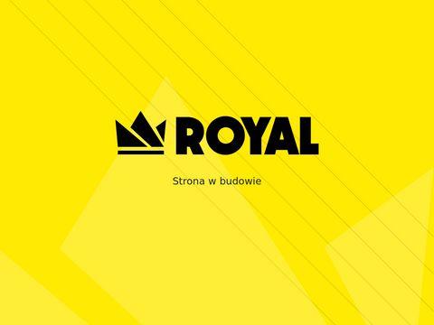 Royal-Specjalistyczne farby klasy Premium. Farby do dachów, elewacji i stali.