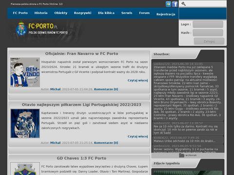 FC-Porto.pl - polski serwis fanów FC Porto