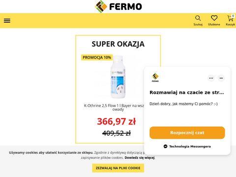 Fermo.pl 鈥� zasobniki do linii karmienia drobiu