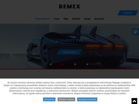 F.H.U. BEMEX WOJCIECH KURZYDEM systemy alarmowe gliwice