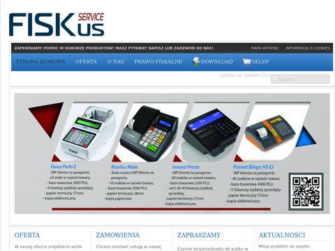 Urządzenia fiskalne, serwery, monitoring - Poznań