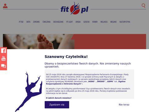 FIT.PL Polski Portal Fitness