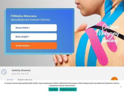 Przychodnia medyczna FitMedica