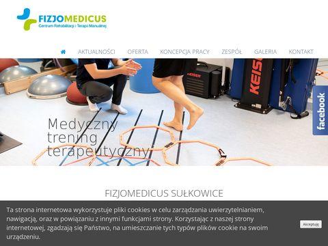 Fizjomedicus - Gabinet rehabilitacji i terapii manualnej Sułkowice