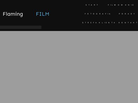 FLAMING FILM to filmowanie i fotografia