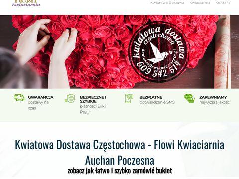 Flowi kwiaciarnia CzÄ™stochowa - flowikwiaciarnia.pl