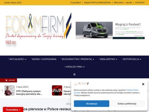 Portal branżowy