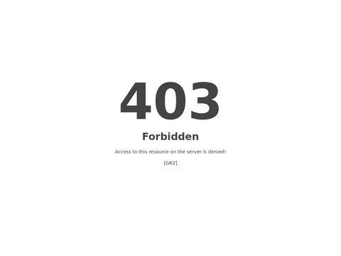 Strona usług fotograficznych