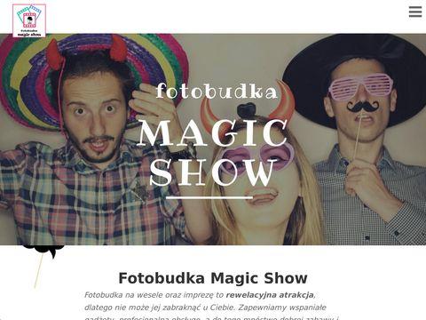 Fotobudka Magic Show  Kraków, Małopolska, Podhale
