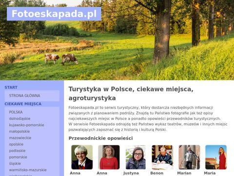 Fotoeskapada - Turystyka w Polsce