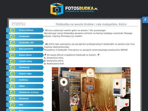 Fotobudka - fotosbudka.pl