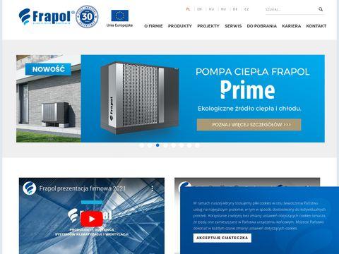 Www.frapol.com.pl | systemy klimatyzacyjne