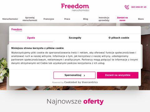 Freedom-Nieruchomosci.pl