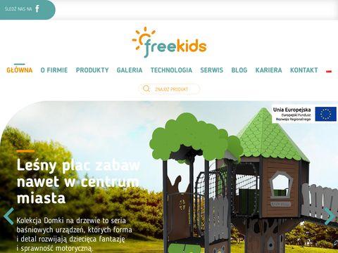 FREEKIDS S.C. place zabaw