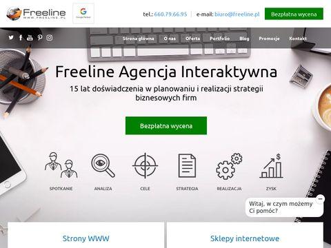 Agencja Interaktywna Freeline
