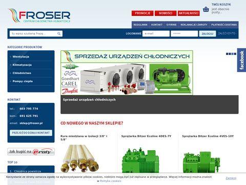 Klimatyzator GREE zapewnia firma PHU FRISCO, Grójec