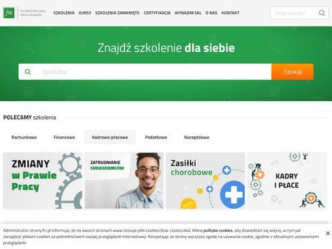 Fundacja Rozwoju RachunkowoÅ›ci w Polsce
