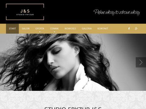 Studio Fryzur J&S - Profesjonalne Usługi Fryzjerskie