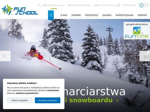 Szkoła narciarska Kraków