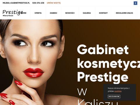 Gabinetprestige.pl przedłużanie rzęs