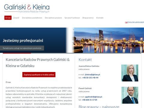 Kancelarie prawne w Gdańsku