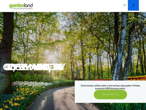 Projektowanie i zak艂adanie ogrod贸w Wroc艂aw