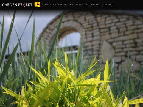 Garden Projekt - Projektowanie Ogrodów i Wykonawstwo