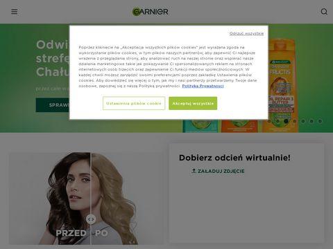 Kosmetyki http://www.garnier.pl/
