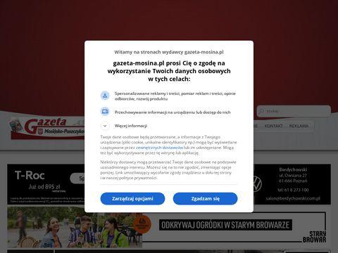 Reklama w prasie lokalnej | Gazeta Mosi艅sko-Puszczykowska