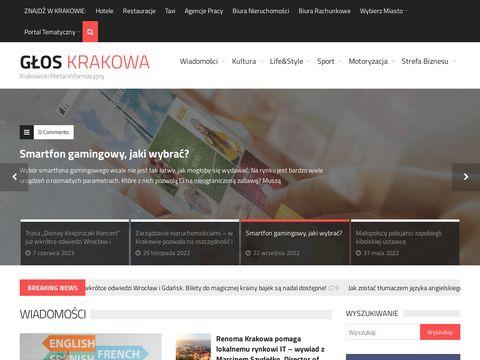 GÅ'os Tarnowa - Regionalny Portal Informacyjny