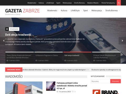 Gazeta Zabrze - Regionalny Portal Informacyjny