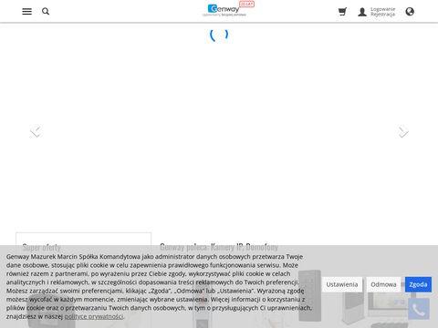 Genway - monitoring, kontrola dostępu dla firm