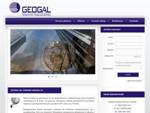 Geodezja Wroc艂aw