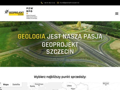 PrzedsiÄ™biorstwo Geologiczne Geoprojekt Szczecin Sp. z o.o.