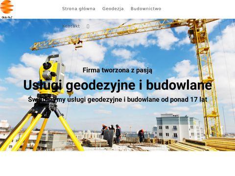 GLOB-K&Z Podział działki Warszawa
