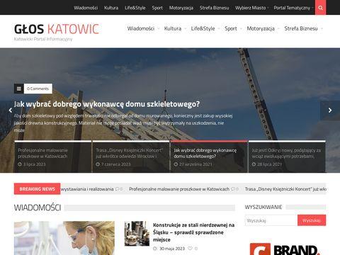 GÅ'os Katowic - Katowicki Portal Informacyjny