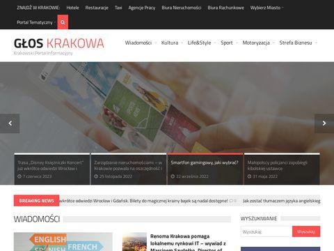 GÅ'os Kielc - Kielecki Portal Informacyjny
