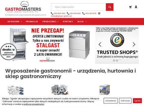 Meble gastronomiczne - goga-gastro.pl