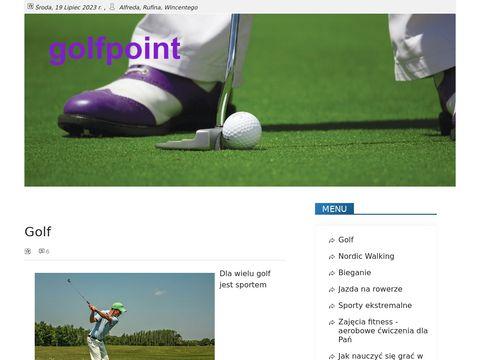 Golfpoint.pl | Golfhelp