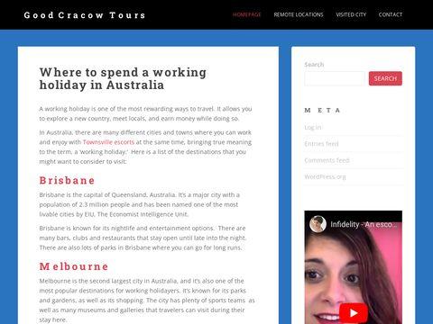 Free walking tours Krakow - GoodCracowTours