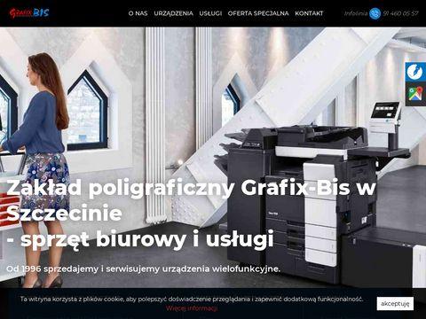 GRAFIX BIS Skanowanie wielkoformatowe szczecin