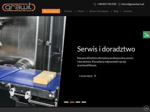 GRAWIT taśmy przenośnikowe PVC Wrocław