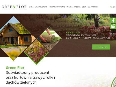 XERO FLOR SP. Z O.O. trawa w rolce