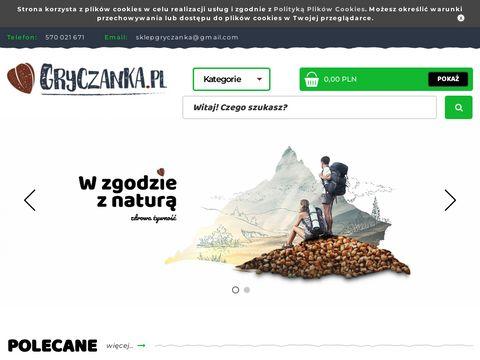 Żywność bezglutenowa - www.gryczanka.pl