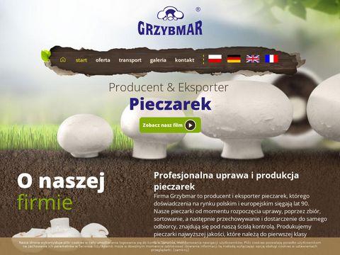 Sprzedaż pieczarek - grzybmar.pl