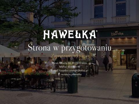 HAWE艁KA 鈥� polska restauracja w Krakowie