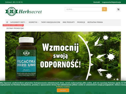 Herbsecret.pl - suplementy diety